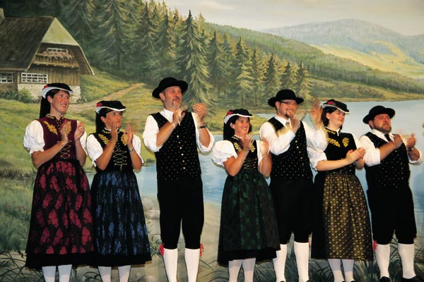 Black Forest culture and tradition